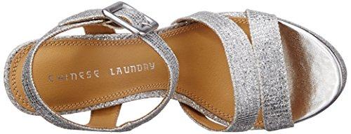 Chinese Laundry Allspice Sintetico Sandalo con la Zeppa