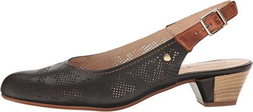 Low Brandy Pumps Heel Black Pikolinos Women's 5681 Elba W3M qCxznRTw