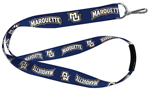 Marquette Chain - WinCraft Marquette University Lanyard Key Chain Plastic Safety Breakaway Clasp