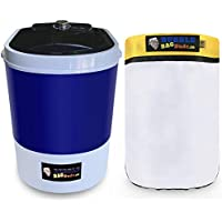 Bubble Bag Machine 5 Gallon Small Mini Compact Washer Extracting Mini Washing Machine with 220 micron Zipper Bag by BUBBLEBAGDUDE