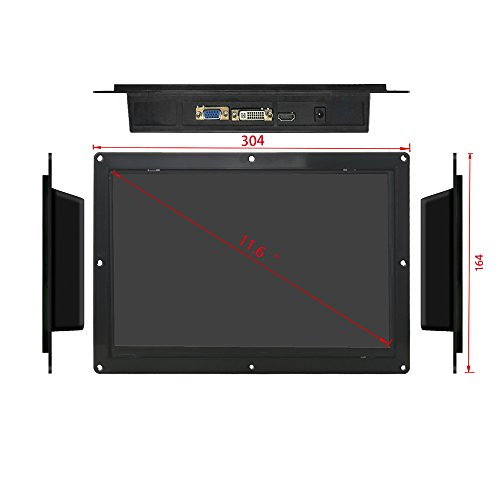 11.6†HD Open Frame LCD Commercial Advertising Display Screen by Playerman (Image #3)