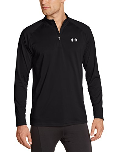 Under Armour Herren Fitness Sweatshirt, Blk, XL, 1242220-003