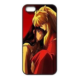 Peronalised Phone Case inuyasha For iPhone 5, 5S LJ2S33114