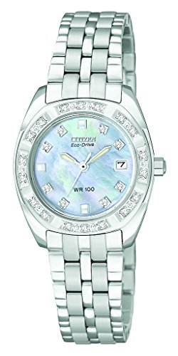 Citizen Women's EW1590-56Y Eco Drive Stainless Steel Watch ()