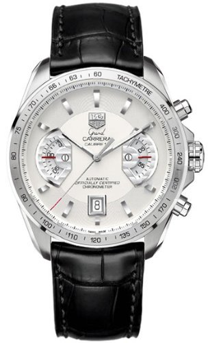 TAG HEUER GRAND CARRERA MENS WATCH CAV511B.FC6225 Wrist Watch (Wristwatch)
