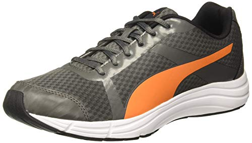 Puma Men's Voyager Idp Dark Shadow-Jaffa Orange Running Shoes Price & Reviews