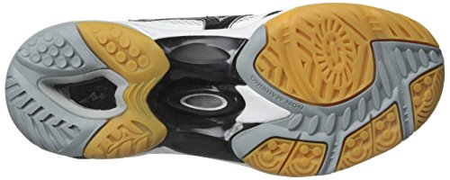 Mizuno Wave Hurricane Grande Fibra sintética Zapato para Correr