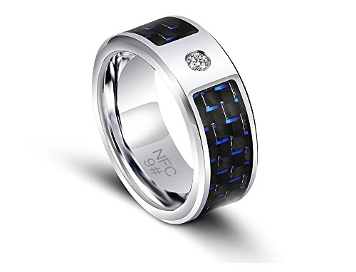 2018 Newest Magic NFC Smart Ring Universal For Android Windows Mobile Phones.(8)