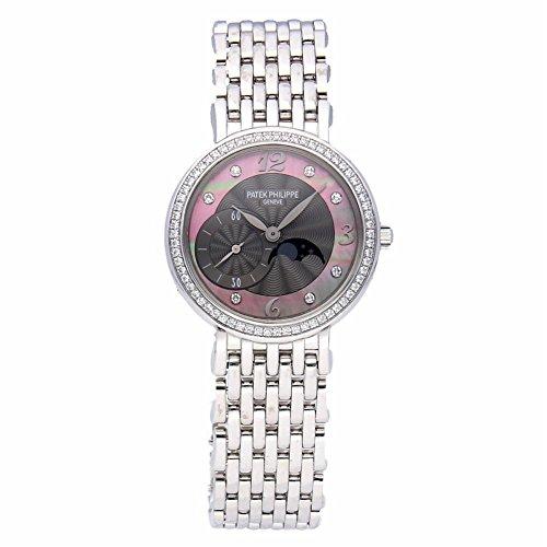 Patek Philippe Ladies - Patek Philippe Complications mechanical-hand-wind female Watch 4958/1G-001 (Certified Pre-owned)