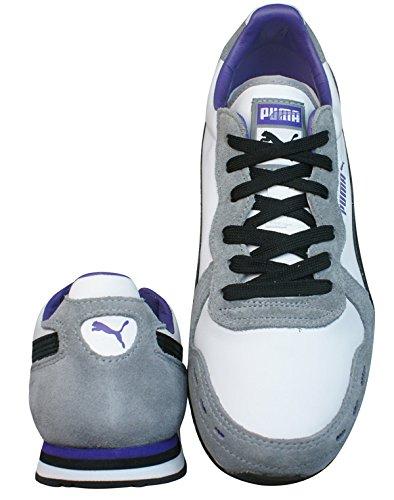 Femme Puma 3 Racer Chaussures 350915 Ii Blanc Cabana FFw6xSq8