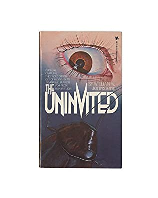 book cover of The Uninvited