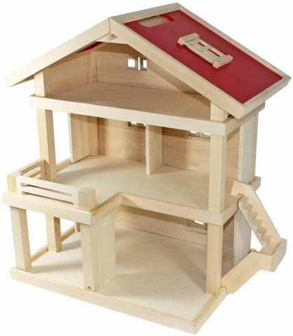 Amazon.es: VDP - Casa de muñeca Villa: Juguetes y juegos