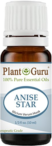 Anise Star Essential Oil 10 ml 100% Pure Undiluted Therapeutic Grade.