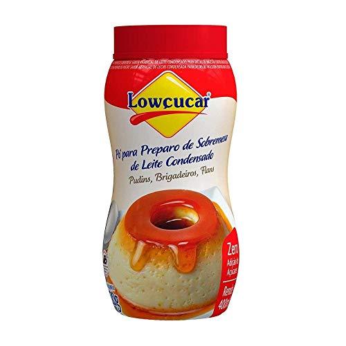 Pó para prep. de Sobremesa de Leite Condensado Lowçucar 220g