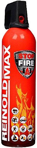 Lönartz® 750 Feuerlöschspray (Feuerlöscher) (auch für Fettbrände, 750g netto) Reinold Max Lönartz