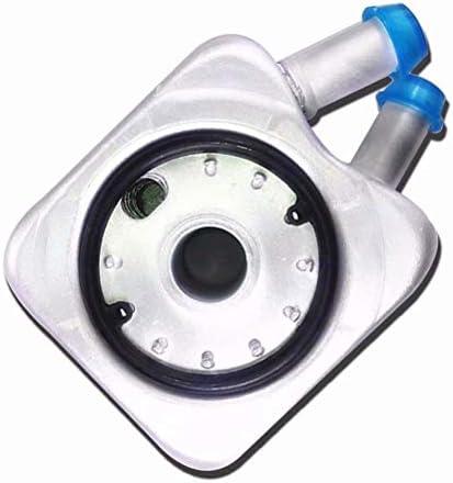 028117021B Refrigerador del radiador de aceite del motor 028117021B para Pour Bora Jetta MK4 Passat B5 Golf MK4 MK5 Beetle A4 TUKE: Amazon.es: Coche y moto