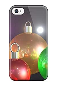 Fashion Protective Christmas 62 Case Cover For Iphone 4/4s