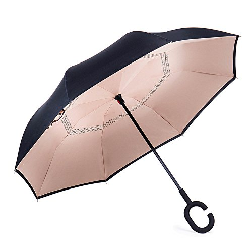 NewSight Double Layer Waterproof Self Standing Inside Out