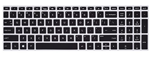 "Keyboard Protector Skin Cover Compatible HP Pavilion 15.6"" 2"