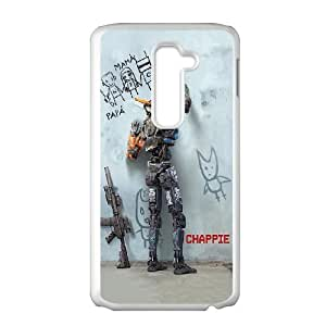 Fashionable Creative Chappie Cover case For LG G2 JZ6K92148
