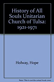 History of All Souls Unitarian Church of…