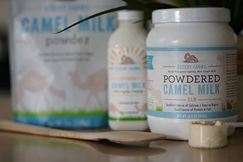 Desert Farms - Camel Milk Powder [420g] by Desert Farms (Image #7)
