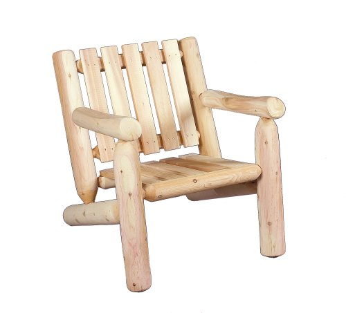 Cedar Lounge Chair - Cedarlooks 0100004 Log Armchair