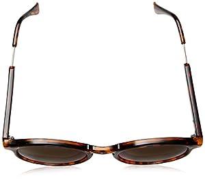 A.J. Morgan Jam Oval Sunglasses, Tortoise, 50 mm