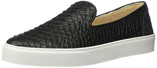 Embossed Cameroon KAANAS Sneaker Women's Black Loafer qp8gE