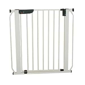 Cardinal Gates Auto-Lock Pressure Gate, 28 x 30-Inches, White