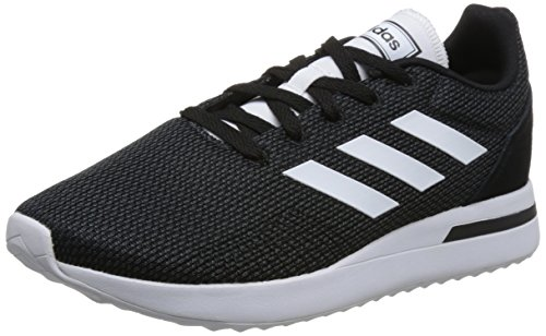 Adidas Men Run 70s, CORE Black/Footwear White/Carbon CORE BLACK / FOOTWEAR WHITE / CARBON