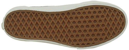 Blanc De Leaf Old Platform Vans Grape Grün Skool Embossed Laufschuhe Blanc Damen A6SSxHqwZ