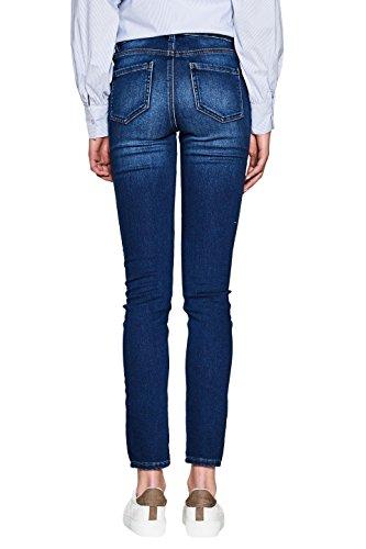 blue 901 Blu By Skinny Wash Jeans Dark Esprit Edc Donna gwHqRZgv