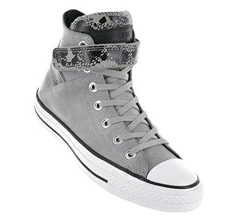 Converse 5 39 Donne Chucks Calzature 549581c Ct 6 5 Scarpe Brea Taylor Eu Hi Sneaker Uk Grigio Dolp Da Donna Taglia ppRqr