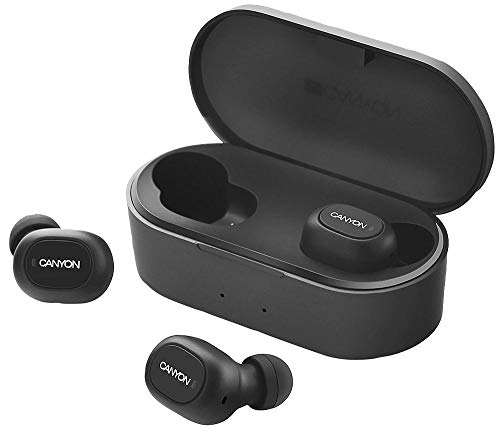 True Wireless Bluetooth Earphones, for CANYON, Audio Visual, Wireless Headphones