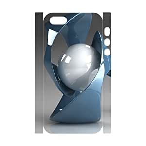 3D 3D cool wallpaper for For Ipod Touch 4 Phone Case Cover White