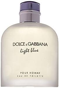 LIGHT BLUE eau de Toilette spray 6.7oz(200ml) for Men