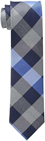 Tommy Hilfiger Men's RWB Buffalo Skinny Tie