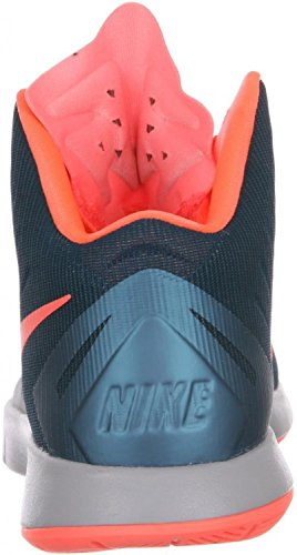 bright Lunar grey wolf spice Hyperquickness Basketball Men's Shoes Nike mango blue Blue B5w0qx