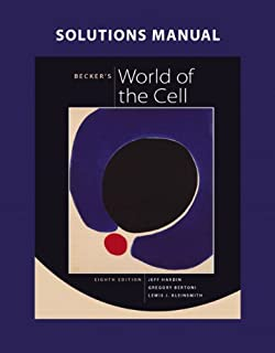 Vanders human physiology the mechanisms of body function 12th solutions manual for beckers world of the cell fandeluxe Choice Image