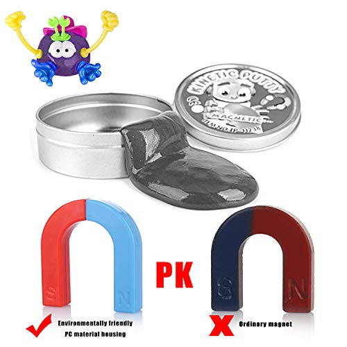 DmHirmg Magnetic Putty U Shape Upgrade Accessories Super Soft for Children -