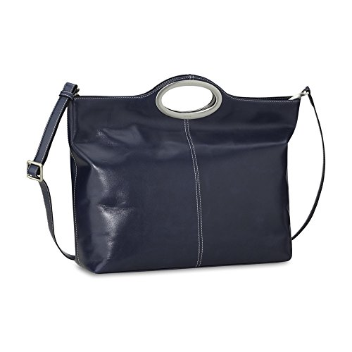 Sac Picard Bucket à navy main Z8F85w