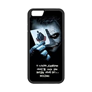 iPhone 6 Case,iPhone 6 Cover,Joker Case Cover for iPhone 6,Personalized Case for iPhone 6 (PC and rubber TPU) 4.7 inch Screen for iPhone6