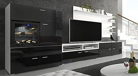 Home Innovation- Mobile soggiorno - Parete da soggiorno con ...