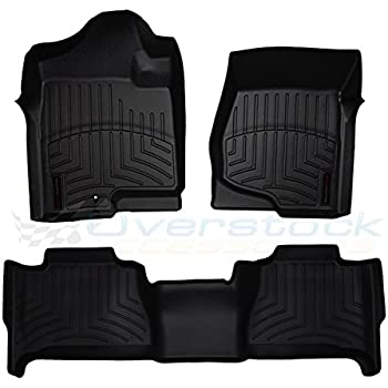 Amazon.com: MAX LINER A0310/B0310 Custom Fit Floor Mats 2 ...