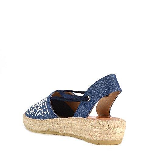 Kanna Zapatos Ada Sandalias, Mujer Jeans