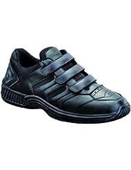 Orthofeet Most Comfortable Diabetic Extra Wide Orthopedic Arthritis Ventura Mens Velcro Athletic Shoes