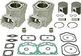 Sports Parts Inc SM-09604K Cylinder Kit
