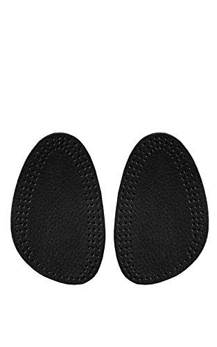 Kaps Halfled Half Insoles - Comfortable Leather & Latex - Inserts (L10-11 US)