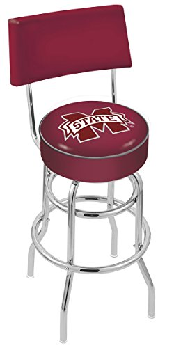 Holland Bar Stool L7C4 Mississippi State University Swivel Counter Stool, ()